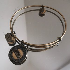 Alex & Ani ZTA bracelet